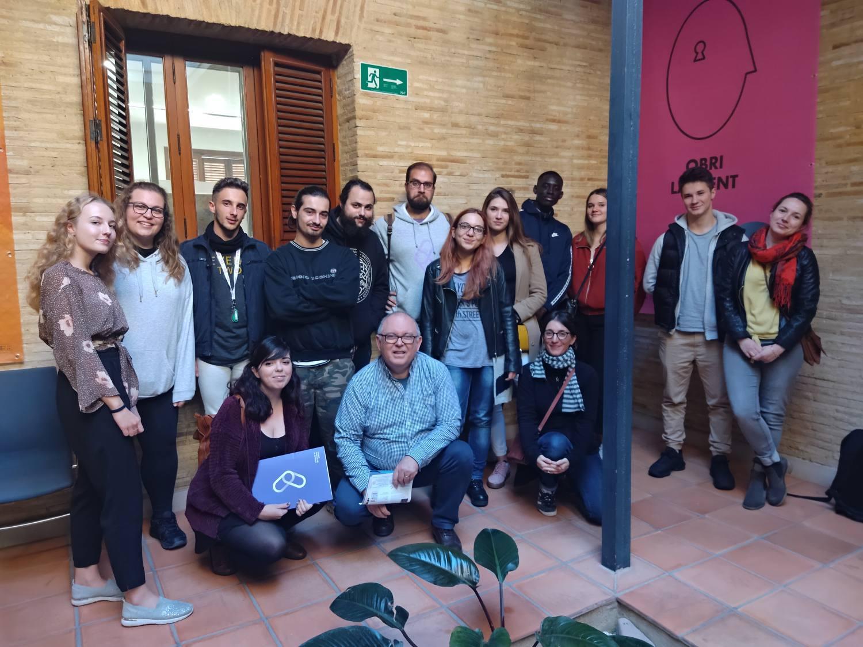 Formation de 5 charentais à Valencia, Espagne