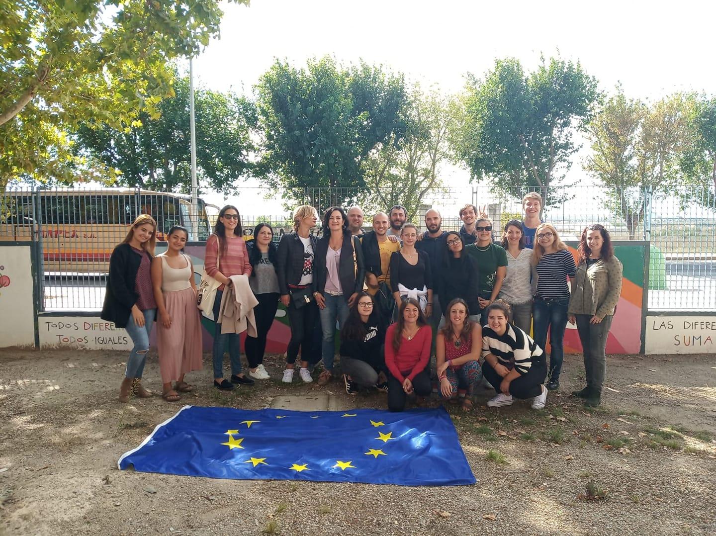 TERA se rend à son premier PBA (partnership building activity) en Espagne