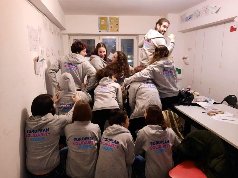 Volontariat Européen : témoignages