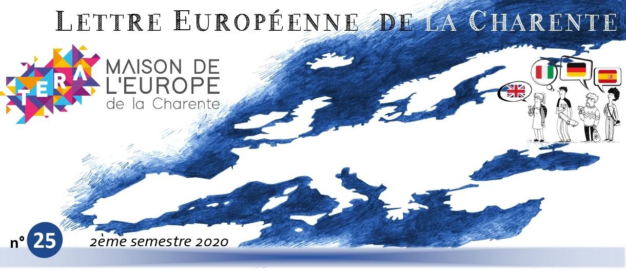 Lettre Européenne de la Charente n°25